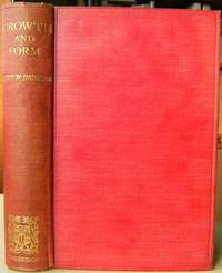 On Growth and Form by  D'Arcy Wentworth Thompson - First Edition - 1917 - from Mike Park Ltd and Biblio.com