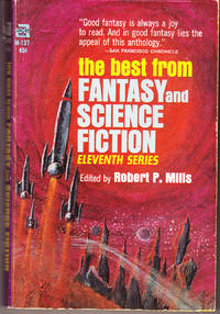 image of The Best from Fantasy and Science Fiction: Eleventh Series