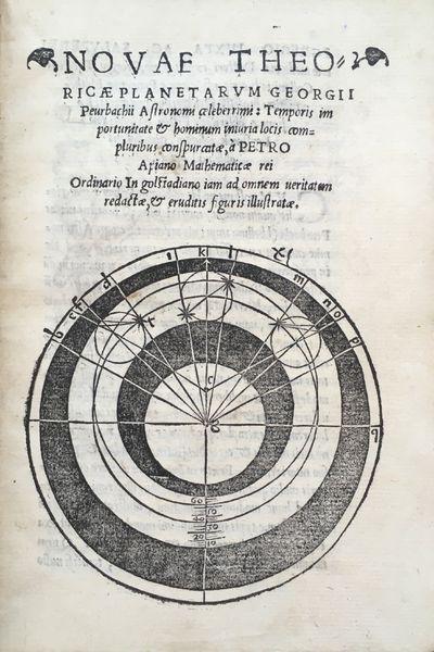 Novae theoricae planetarum. Temporis...