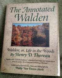 image of The Annotated Walden