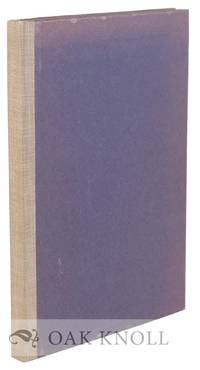 BEHIND THE TYPE, THE LIFE STORY OF FREDERIC W. GOUDY by  Bernard Lewis - Hardcover - 1941 - from Oak Knoll Books/Oak Knoll Press (SKU: 128929)