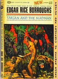 image of Tarzan And The Madman (Ballantine U2023, #23)