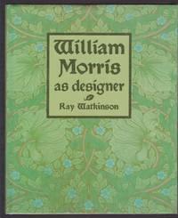 William Morris as Designer