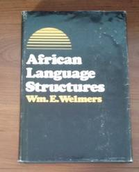 image of African Language Structures