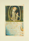 View Image 1 of 2 for Songs of Innocence and of Experience, Plate 14: Little Boy Found. Inventory #124110