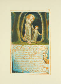 Songs of Innocence and of Experience, Plate 14: Little Boy Found.