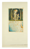 View Image 2 of 2 for Songs of Innocence and of Experience, Plate 14: Little Boy Found. Inventory #124110
