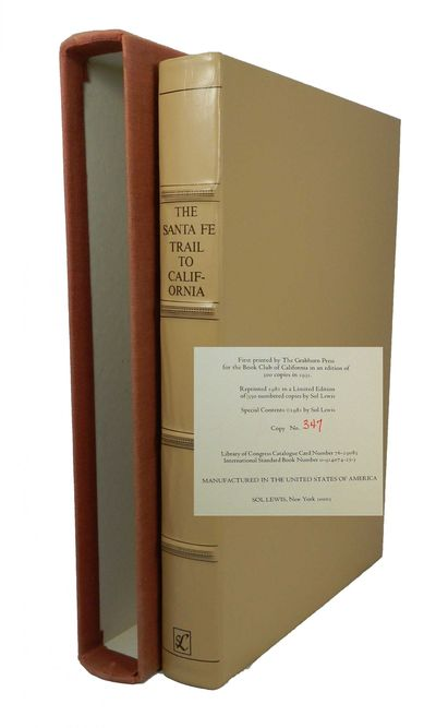 New York: Sol Lewis, 1981. First Edition. Slipcased. Near Fine. Limited to 350 numbered copies, #347...