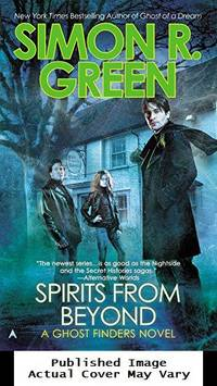 image of Spirits From Beyond (A Ghost Finders Novel)