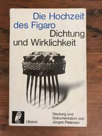 image of Die Hochzeit des Figaro: Dichtung und Wirklichkeit