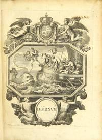 Justinus de historiis Philippicis, et totius mundi originibus, interpretatione et notis illustravit Petrus Josephus Cantel..