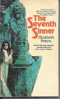 image of The Seventh Sinner A Tour of a Dark Roman Temple Shrouds a Beautiful Young  Student in a Pall of Terror