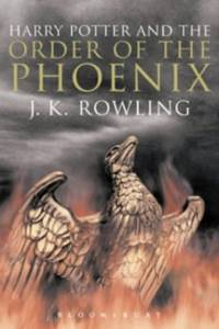 Harry Potter and the Order of the Phoenix (Book 5): Adult Edition