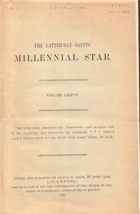 Latter-Day Saints' Millennial Star Volume LXXVII
