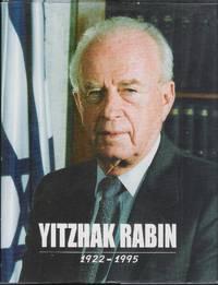 Yitzhak Rabin, 1922 - 1995
