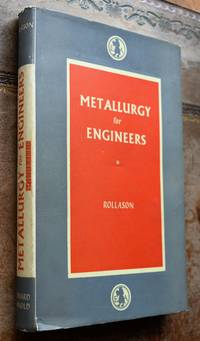 Metallurgy For Engineers