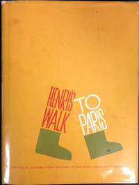 Henri's Walk to Paris by  Leonore and Saul Bass Klein  - First printing  - 1962  - from Passages Bookshop (SKU: 3808)