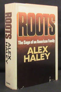 ROOTS by Haley Alex - First Edition - 1976 - from Buddenbrooks, Inc. (SKU: 29852)