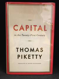 image of Capital in the Twenty-First Century