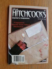 Alfred Hitchcock's Mystery Magazine July 22, 1981