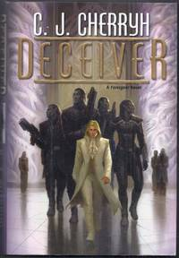 Deceiver. A Foreigner Novel