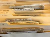 [IRELAND TROUBLES]. [MANUSCRIPTS]. Archive of Irish manuscript sermon material, ca. 1930s-1970s,...