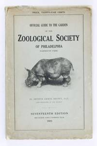 image of Official Guide to the Garden of the Zoological Society of Philadelphia (Fairmount Park)