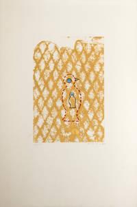 Oiseau, 1971 [Oiseau sur fond jaune / Oiseau pointillé]