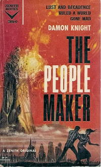image of The People Maker (aka A for Anything)