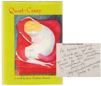 Quiet- Crazy (Signed First Edition)