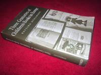 THREE CENTURIES OF CHILDREN'S BOOKS IN EUROPE