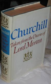 image of Churchill:  Taken from the Diaries of Lord Moran - The Struggle for Survival 1940 - 1965