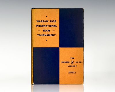New York: Black Night Press, 1936. First edition of the fifth volume in the Modern Chess Library. Oc...