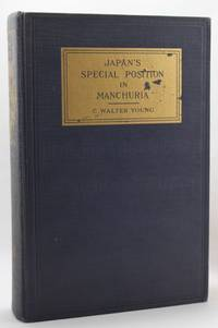Japan's Special Position in Manchuria