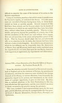 Cases illustrative of the remedial effects of acupuncturation by  Franklin Bache - Hardcover - 1826 - from Jeremy Norman & Co., Inc. (SKU: 40833)