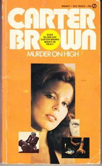 Murder on High by Brown, Carter - 1973