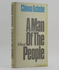 A MAN OF THE PEOPLE by  Chinua ACHEBE - First Edition - 1966 - from Excelsa Scripta Rare Books (SKU: 1074)