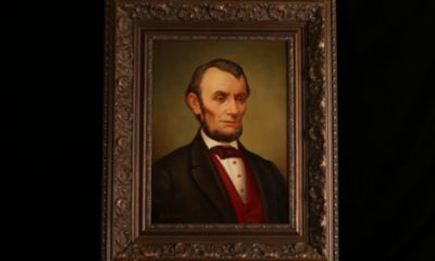 Undated. Abraham Lincoln Artist: Carabello