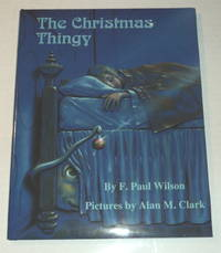image of THE CHRISTMAS THINGY. [SIGNED LIMITED EDITION].