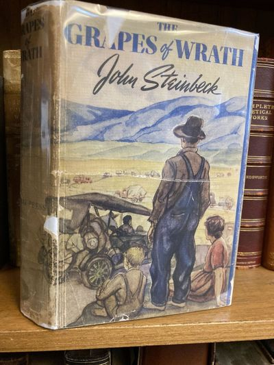 New York: Viking Press, 1939. First Edition, First Printing. Hardcover. Octavo, 619 pages; VG/G; dus...