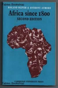 AFRICA SINCE 1800.