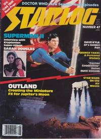 image of Starlog No. 47 June