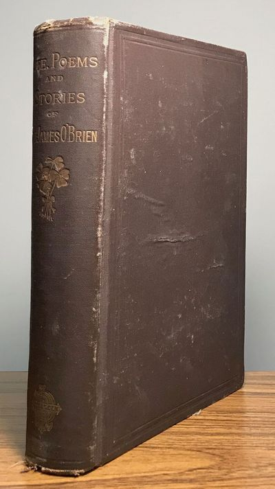 Boston: James R. Osgood and Company, 1881. Octavo, pp. vi-viii x-xi xvi-xxviii xxxii-lxii 4-485 , fl...