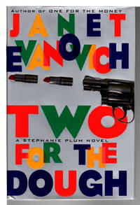 TWO FOR THE DOUGH. by  Janet Evanovich - Signed First Edition - (1996.) - from Bookfever.com, IOBA (SKU: 65633)