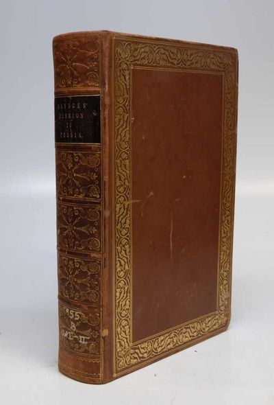 London: James Bohn, 1834. First. hardcover. very good(+). Illustrated with 11 lithographed plates an...