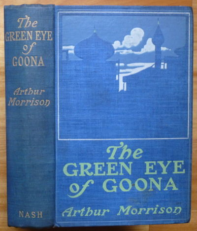 1904. Stories of a Case of Tokay. London: Eveleigh Nash, 1904. Original blue cloth pictorially stamp...