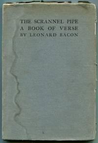 THE SCRANNEL PIPE: A Book of Verse