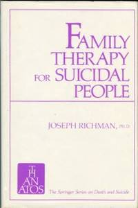 image of Family Therapy For Suicidal People