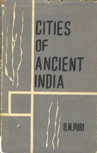 Cities of Ancient India.