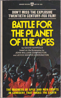 image of Battle For the Planet of the Apes